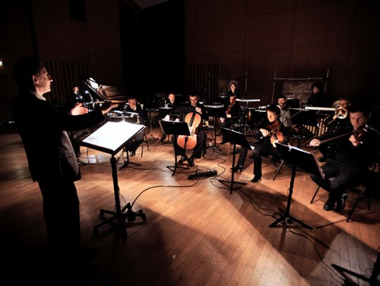 « Fragment », concert de musique contemporaine par l'Ensemble 2e2m